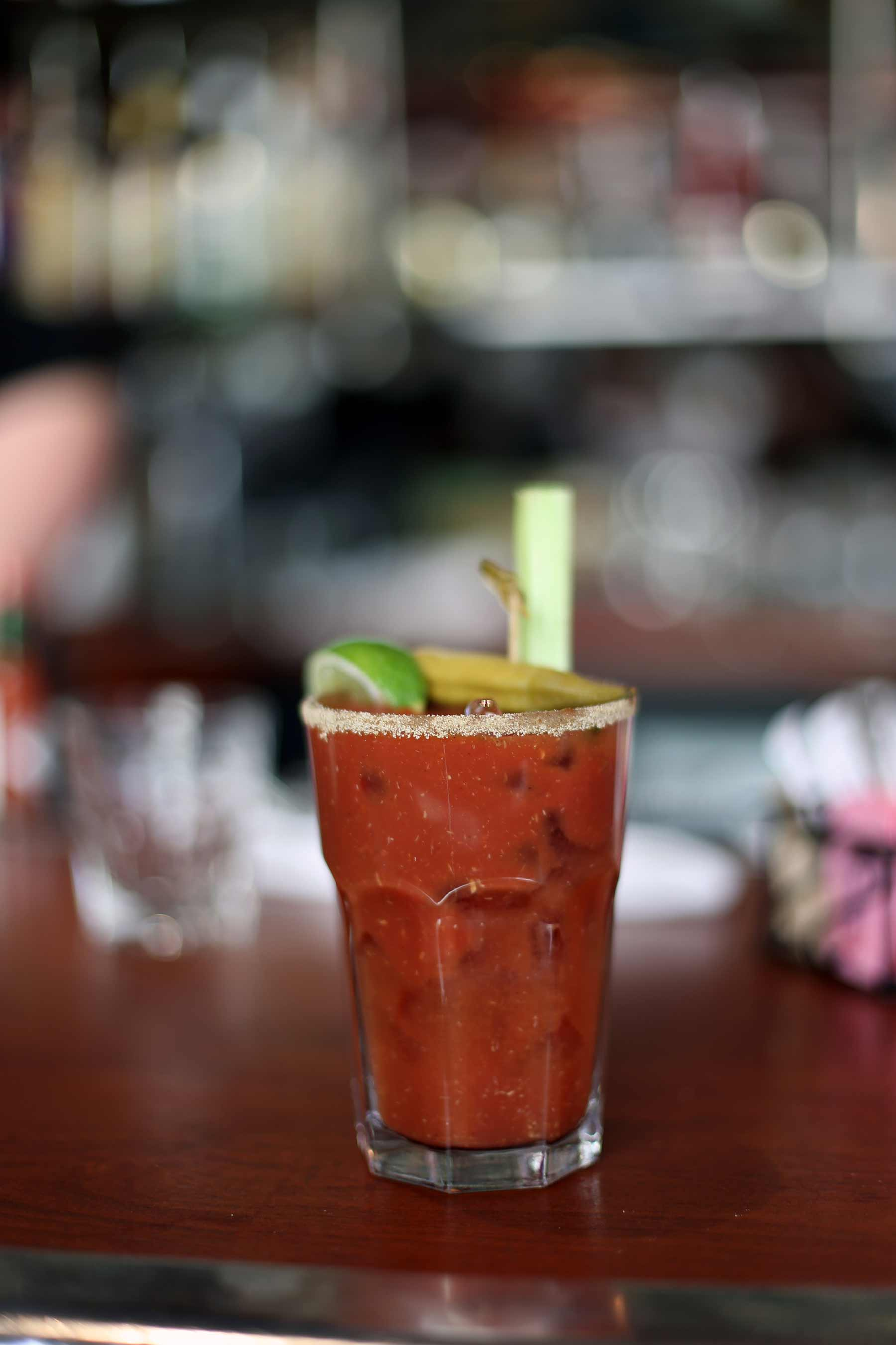Super Bloody Mary | Distillery No. 209